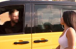 taxista se folla a una usuaria de uber