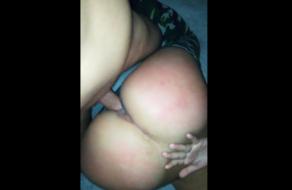 Mexicana gritona le pide a su novio que la de muy duro