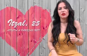 La española Itzal busca un hombre que se la folle bien duro