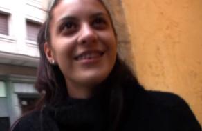 El primero vídeo porno de Carolina Abril con 18 años