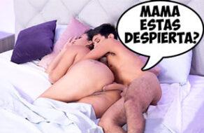 chavito viola a su madre mientras ella duerme